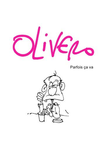 Commandez la compil 2012 des dessins d'Olivero